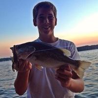 Lake Cypress Springs Fishing Report 07/06/2014