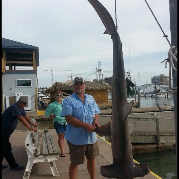 Galveston Bay  Fishing Report 07/15/2013
