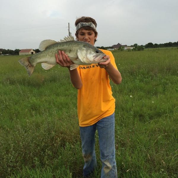 Waller Ponds Fishing Report 10/06/2015