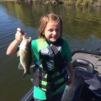 Possum Kingdom Lake Fishing Report 04/05/2016