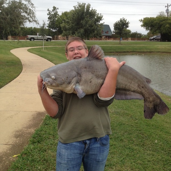 Keller ponds Fishing Report 12/05/2013