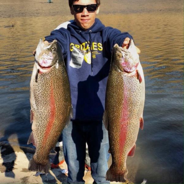 Corona lake fishing reports fishingscout mobile app for Lake skinner fishing report
