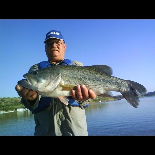 Lake meredith fishing reports fishingscout mobile app for Lake fishing report