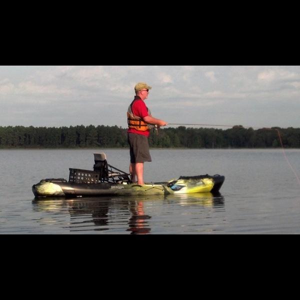 Lake Cherokee Fishing Report 08/23/2012