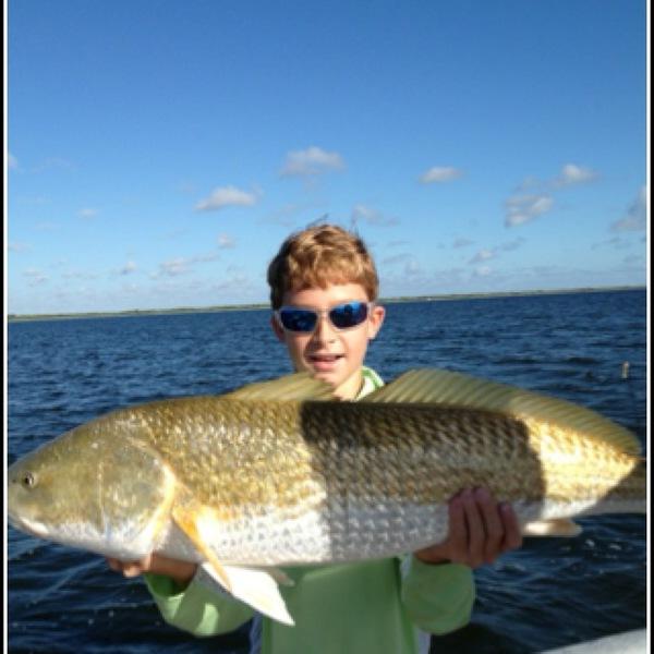 Lower Laguna Madre / South Padre I. Fishing Report 09/03/2013