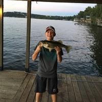 Lake Austin (Austin) Fishing Report 10/02/2016