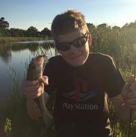 Baytown Ponds Fishing Report 06/09/2017