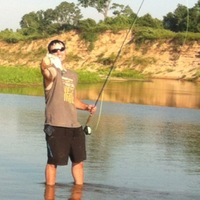 Red River Fishing Report 07/11/2014
