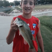 Rowlett Ponds Fishing Report 09/06/2014