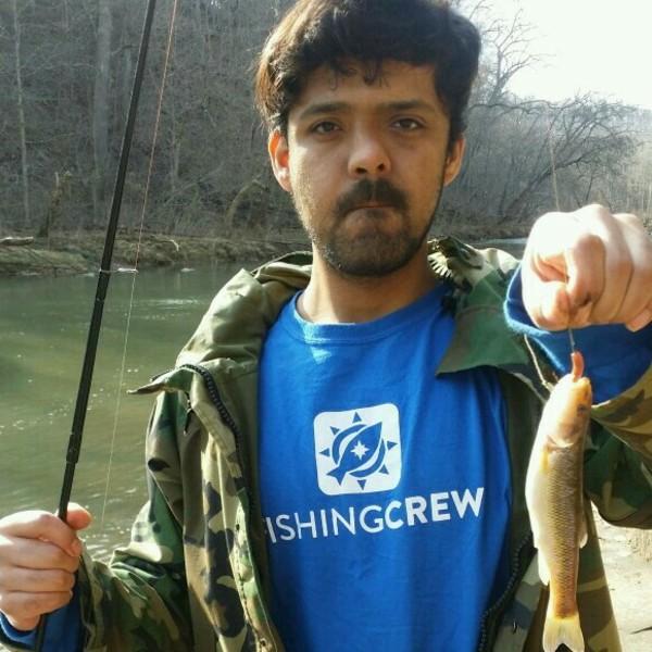 River chub otter creek ky fishingscout for Otter creek fishing report
