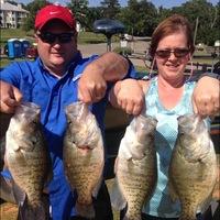 Lake Cherokee Fishing Report 06/06/2014