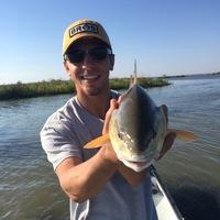 Trinity Bay Fishing Report 10/16/2016