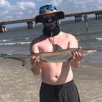 San Luis Pass Fishing Report 06/17/2017