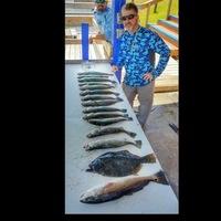 Port Mansfield Fishing Report 08/20/2016