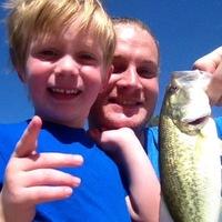 Benbrook Lake Fishing Report 10/01/2016