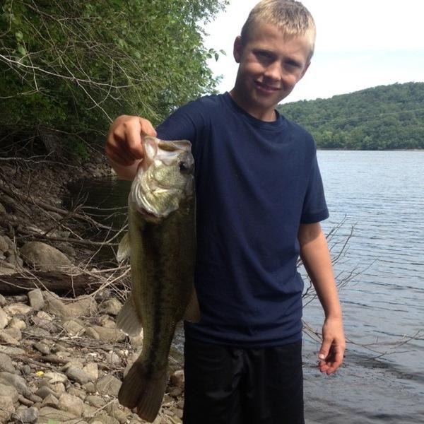 Bite alert wanaque reservoir nj fishingscout for Fishing report nj