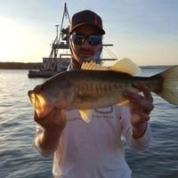 Lake Travis Fishing Report 07/22/2017