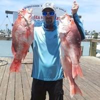 Port Aransas Fishing Report 06/19/2017