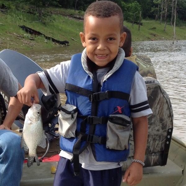 White crappie mark twain lake mo fishingscout for Mark twain lake fishing report