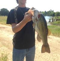 Denton Ponds Fishing Report 08/31/2015