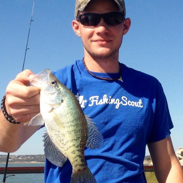 Canyon Lake Fishing Report 03/18/2014