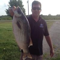 Jim Chapman Lake Fishing Report 05/11/2013