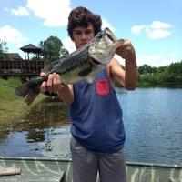 Fannett Ponds Fishing Report 07/07/2014