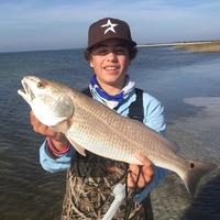 Corpus Christi Surf Fishing Report 12/10/2015