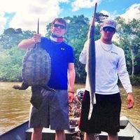 Pine Island Bayou Fishing Report 05/14/2014