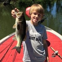 Lake Walter E. Long Fishing Report 05/13/2017