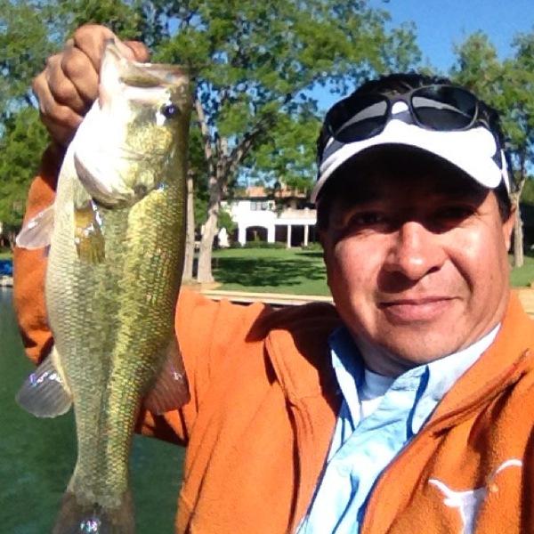 Comal River Fishing Report 05/03/2013