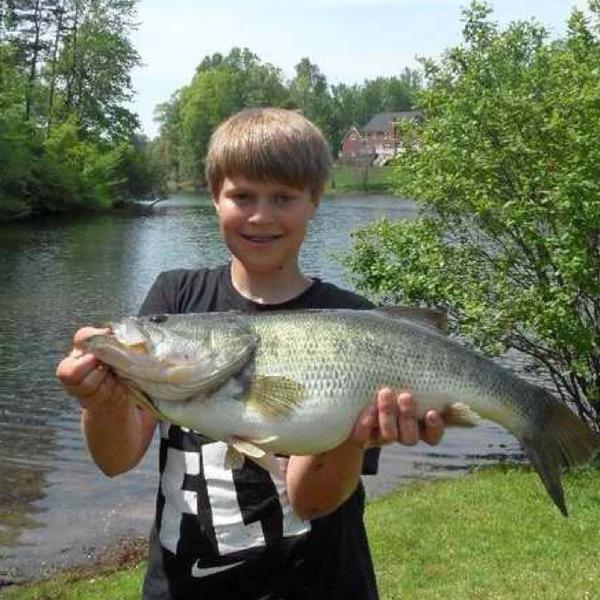 Lake brandt fishing reports fishingscout mobile app for North carolina fishing report