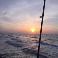 Matagorda Bay Fishing Report 04/19/2017