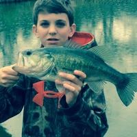 Lake Graham Fishing Report 03/29/2015
