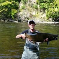 Salmon River Fishing Report 09/21/2017