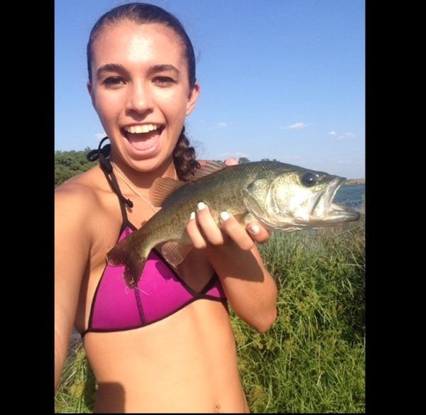 Boerne Lake Fishing Report 08/22/2015