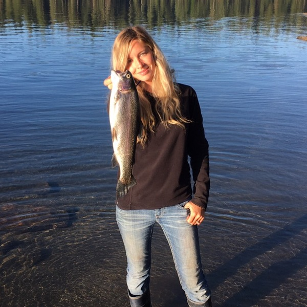 Union Valley Reservoir Fishing Report 06/11/2017
