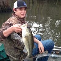 Caddo Lake Fishing Report 12/15/2014
