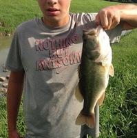 Buffalo Bayou Fishing Report 04/26/2017