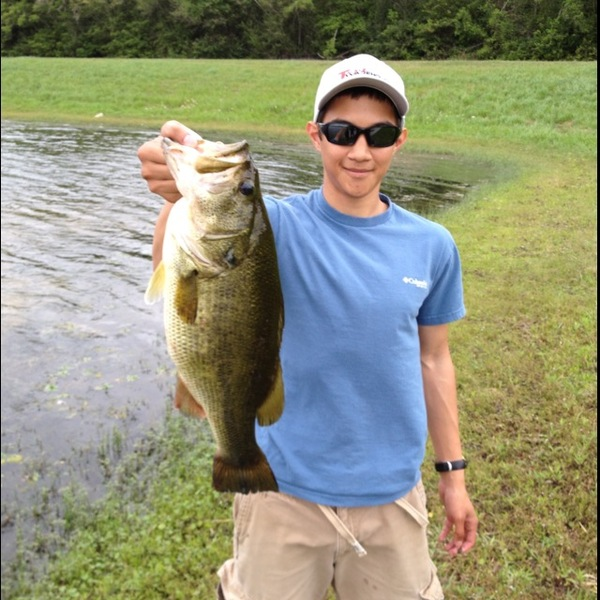 Pearland Ponds Fishing Report 04/10/2013