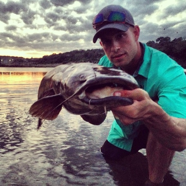Colorado River Fishing Report 07/12/2013