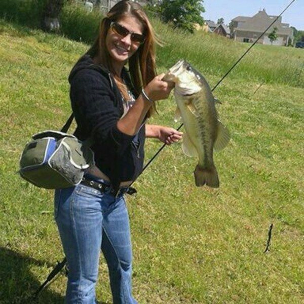 Open lake fishing reports fishingscout mobile app for Tennessee fishing report