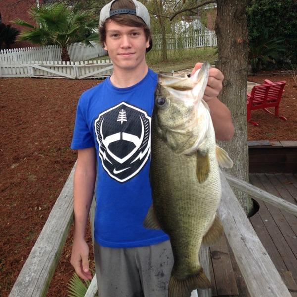 Bessie Heights Marsh Fishing Report 12/21/2014