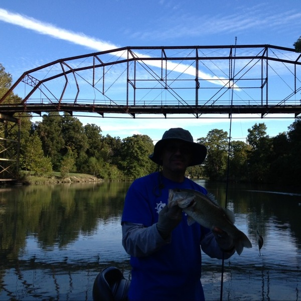 Lake mcqueeney fishing reports fishingscout mobile app for Tx fishing report