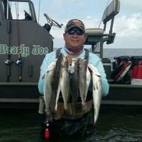 San Luis Pass Fishing Report 11/04/2016