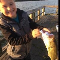 Fayette County Reservoir Fishing Report 10/24/2016