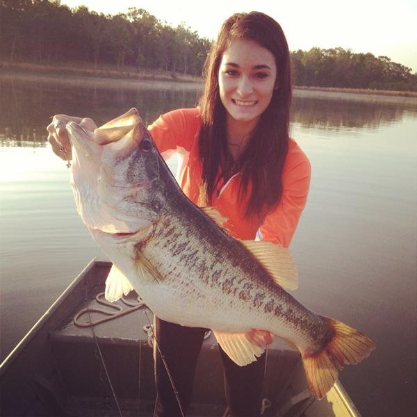 Lake Athens Fishing Report 04/28/2013