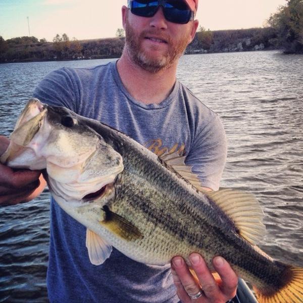 Elmo Ponds Fishing Report 11/08/2012