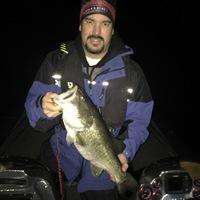Fayette County Reservoir Fishing Report 01/10/2017