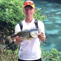 Comal River Fishing Report 08/05/2015